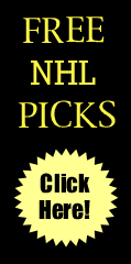 Free NHL Picks